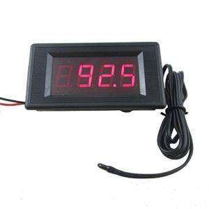 Laser cutter thermometer