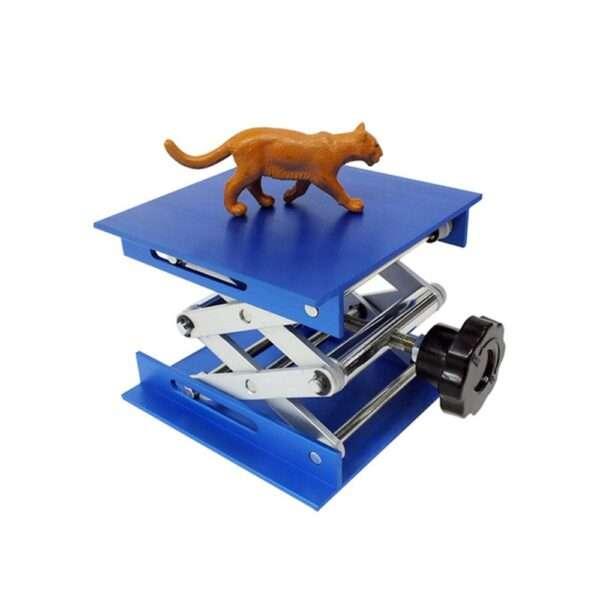 K40 laser cutter adjustable bed